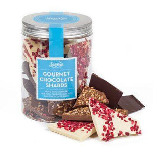 Gournet chocolate shards - The Collective Dublin
