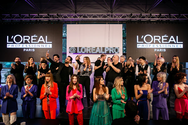 HAIR FASHION WORKSHOP 2019 BY L'OREAL PROFESSIONNEL