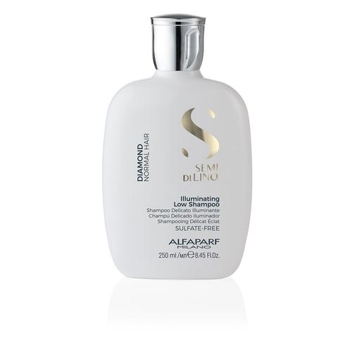 Alfaparf Milano Semi di Lino Diamond Illuminating Low Shampoo 250ml-Μαλλιά-Alfaparf Milano-IKONOMAKIS