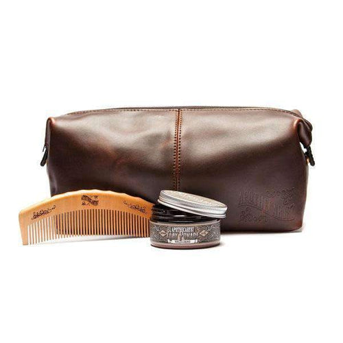 Apothecary 87 Wash Bag Hair Styling Kit-Άντρες-Apothecary 87-IKONOMAKIS