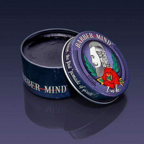 Barber Mind Pomade - Ink 100ml-Άντρες-Barber Mind-IKONOMAKIS