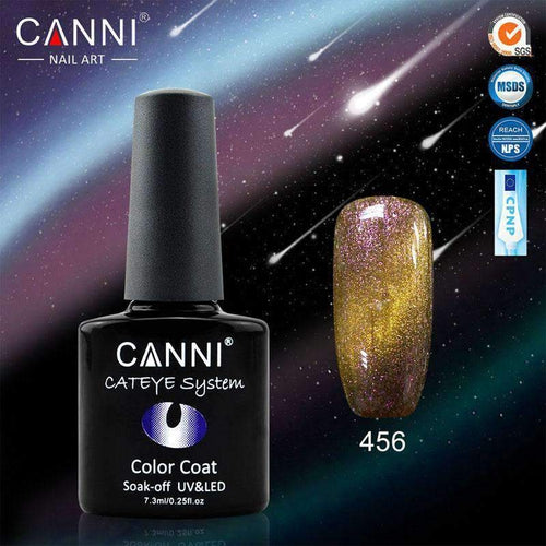 Canni Chameleon Cateye 456 7.3ml-Νύχια-Canni-IKONOMAKIS
