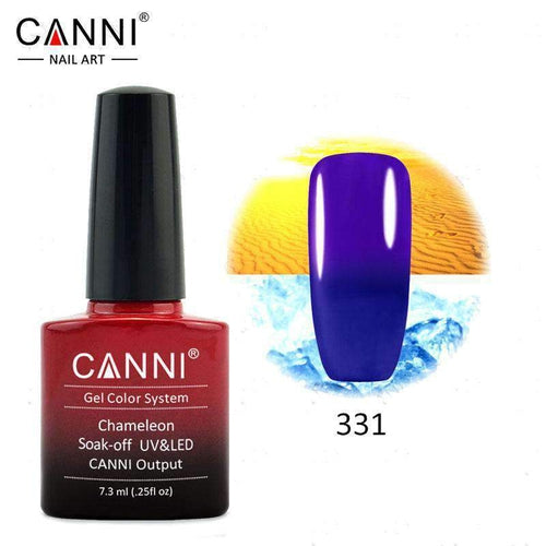 Canni Color Change Thermal 331 7.3ml-Νύχια-Canni-IKONOMAKIS