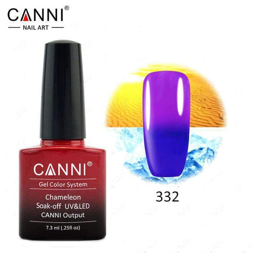 Canni Color Change Thermal 332 7.3ml-Νύχια-Canni-IKONOMAKIS