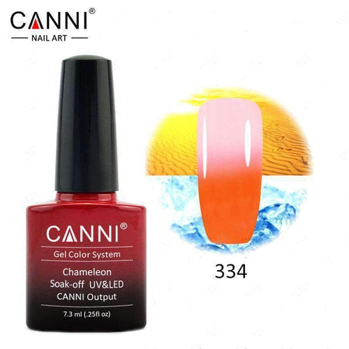 Canni Color Change Thermal 334 7.3ml-Νύχια-Canni-IKONOMAKIS