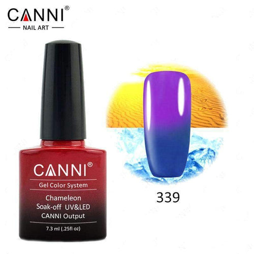 Canni Color Change Thermal 339 7.3ml-Νύχια-Canni-IKONOMAKIS