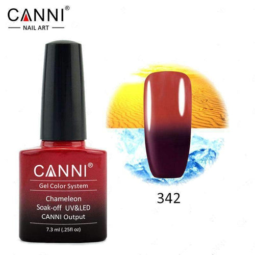 Canni Color Change Thermal 342 7.3ml-Νύχια-Canni-IKONOMAKIS