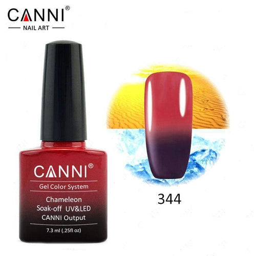 Canni Color Change Thermal 344 7.3ml-Νύχια-Canni-IKONOMAKIS