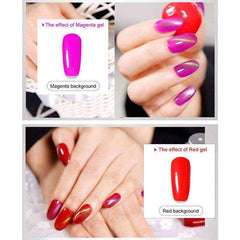 Canni Top Coat Cateye 03 Plum 7.3ml-Νύχια-Canni-IKONOMAKIS
