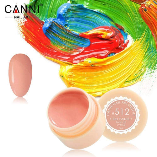 Canni UV Led Paint Gel 512 5ml-Νύχια-Canni-IKONOMAKIS