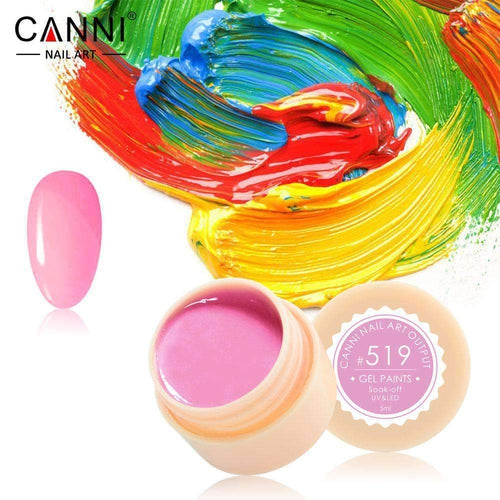 Canni UV Led Paint Gel 519 5ml-Νύχια-Canni-IKONOMAKIS