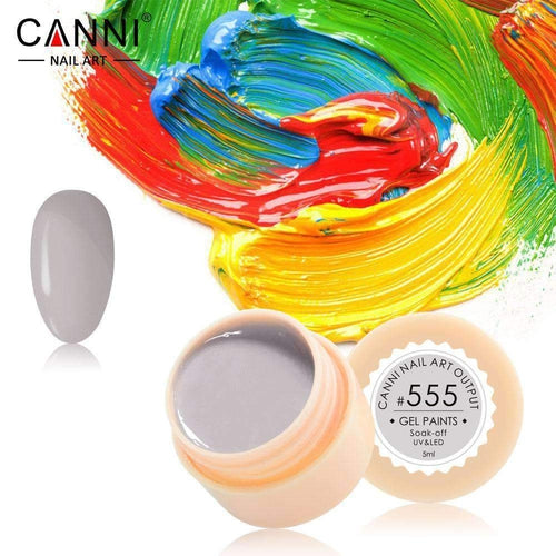 Canni UV Led Paint Gel 555 5ml-Νύχια-Canni-IKONOMAKIS