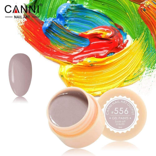 Canni UV Led Paint Gel 556 5ml-Νύχια-Canni-IKONOMAKIS