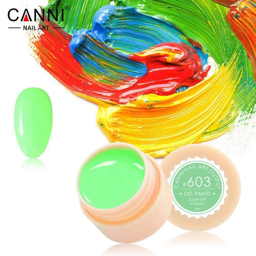Canni UV Led Paint Gel 603 5ml-Νύχια-Canni-IKONOMAKIS