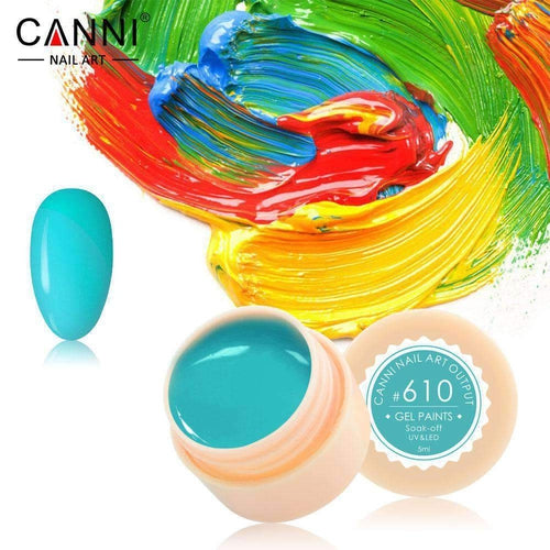 Canni UV Led Paint Gel 610 5ml-Νύχια-Canni-IKONOMAKIS