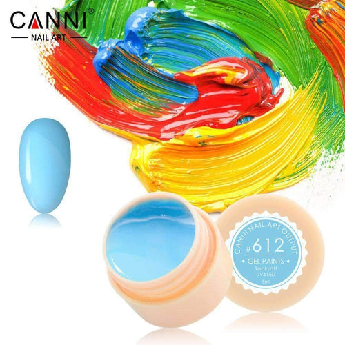 Canni UV Led Paint Gel 612 5ml-Νύχια-Canni-IKONOMAKIS