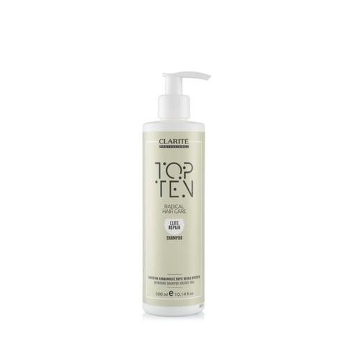 Clarite Professional Top Ten Elite Repair Shampoo 300ml-Μαλλιά-Clarite-IKONOMAKIS