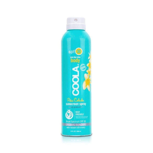 Coola Body SPF 30 Pina Colada Sunscreen Spray 236ml-Body-Coola-IKONOMAKIS