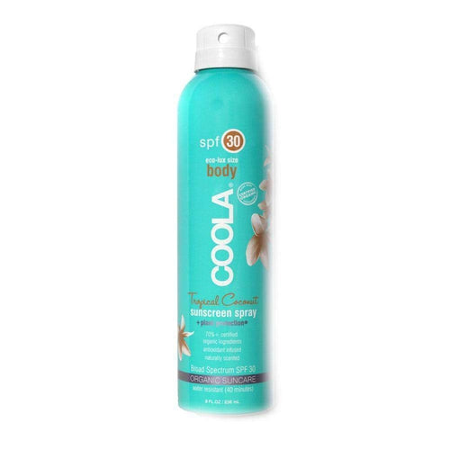 Coola Body SPF 30 Tropical Coconut Spray 236ml-BODYCARE-Coola-IKONOMAKIS