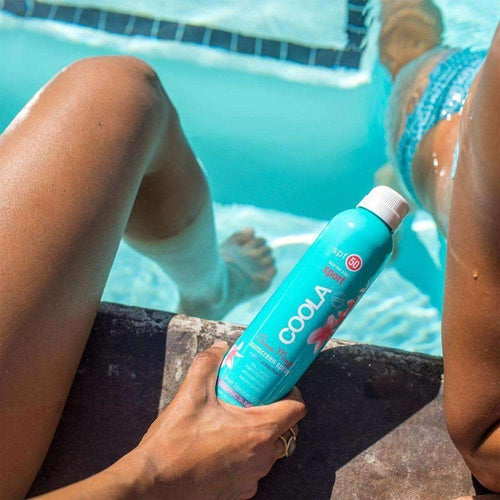 Coola Body SPF 50 Guava Mango Sunscreen Spray 236ml-Body-Coola-IKONOMAKIS