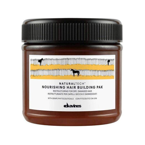 Davines Natural Tech Nourishing Hair Building Pak 250ml-Μαλλιά-Davines-IKONOMAKIS