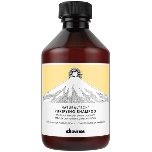 Davines Natural Tech Purifying Shampoo 250ml-Μαλλιά-Davines-IKONOMAKIS