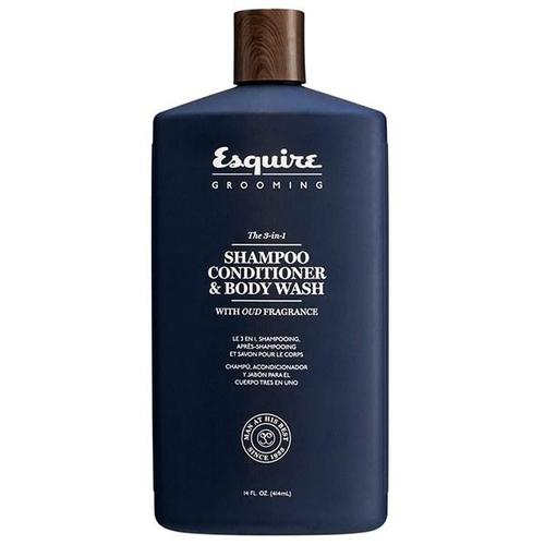 Esquire Grooming 3 in1 Shampoo Conditioner Body Wash 414ml-Άντρες-Esquire Grooming-IKONOMAKIS