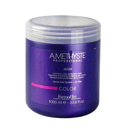 Farmavita Amethyste Color Mask 1000ml-Μαλλιά-FarmaVita-IKONOMAKIS