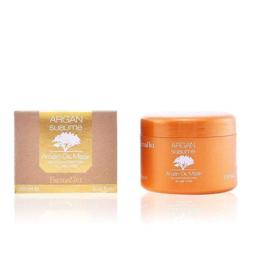 FarmaVita Argan Sublime Mask 250ml-Μαλλιά-FarmaVita-IKONOMAKIS