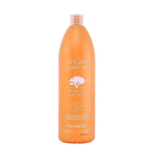 Farmavita Argan Sublime Shampoo 1000ml-Μαλλιά-FarmaVita-IKONOMAKIS