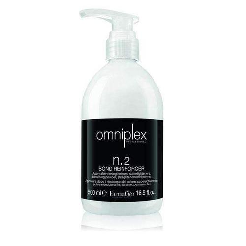 Farmavita Restorative Intense Treatment Omniplex n.2 Bond Reinforcer 500ml-Μαλλιά-FarmaVita-IKONOMAKIS
