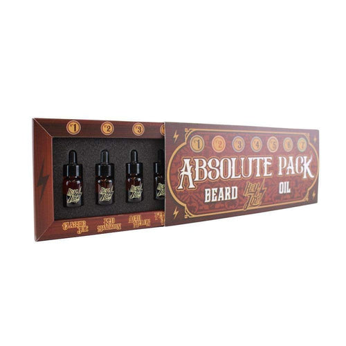 Hey Joe Absolute Pack Beard Oil 7 x 3ml-Άντρες-Hey Joe-IKONOMAKIS