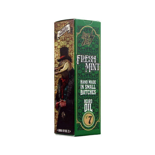 Hey Joe Beard Oil No7 Fresh Mint 30ml-Άντρες-Hey Joe-IKONOMAKIS