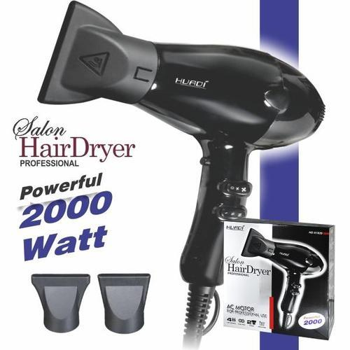 Huadi HD-A1829 2000Watt (BLACK)-Styling tools-Huadi-IKONOMAKIS