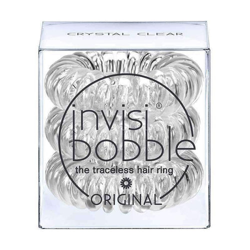 Invisibobble Traceless Hair Ring - Crystal Clear-Invisibobble-Invisibobble-IKONOMAKIS