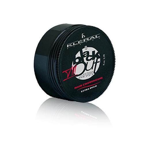 Kleral Black Out Hair Chewing Gum Extra Hold 100ml-Μαλλιά-Kleral-IKONOMAKIS