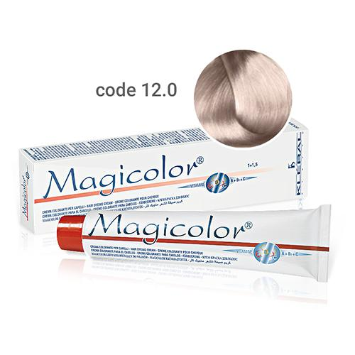 Kleral Magicolor Hair Dyeing Cream 12.0 100ml-Μαλλιά-Kleral-IKONOMAKIS