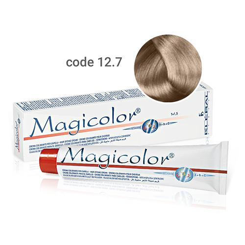 Kleral Magicolor Hair Dyeing Cream 12.7 100ml-Μαλλιά-Kleral-IKONOMAKIS