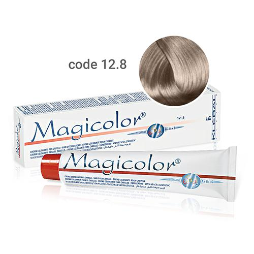 Kleral Magicolor Hair Dyeing Cream 12.8 100ml-Μαλλιά-Kleral-IKONOMAKIS