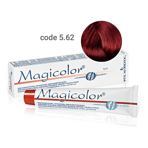 Kleral Magicolor Hair Dyeing Cream 5.62 100ml-Μαλλιά-Kleral-IKONOMAKIS