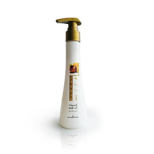 Kleral Milk Line Almond Milk oil 150ml-Μαλλιά-Kleral-IKONOMAKIS