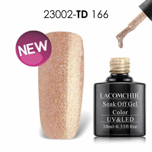 Lacomchir Black Series TD 166 10ml-Νύχια-Lacomchir-IKONOMAKIS