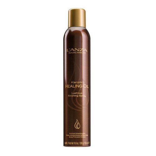 Lanza Keratin Healing Oil Lustrous Finishing Spray 350ml-Μαλλιά-Lanza-IKONOMAKIS