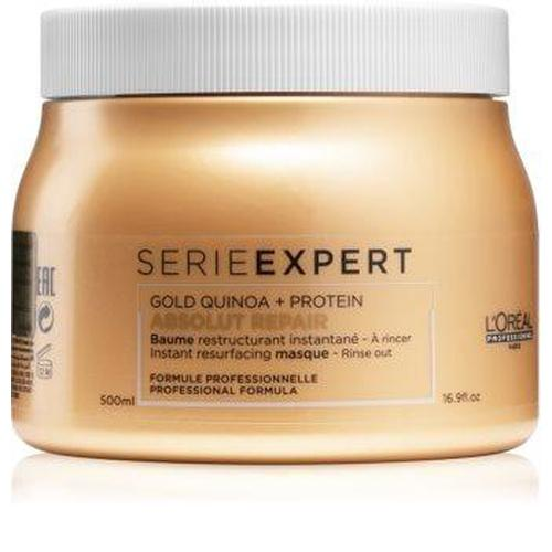 Loreal Professionnel Absolut Repair Gold Quinoa + Protein Masque 500ml-Μαλλιά-LOreal Professionnel-IKONOMAKIS