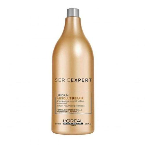 Loreal Professionnel Absolut Repair Gold Quinoa + Protein Shampoo 1500ml-Μαλλιά-LOreal Professionnel-IKONOMAKIS