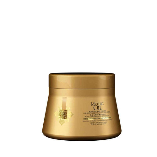 Loreal Professionnel Mythic Oil Masque Normal to Fine Hair 200ml-Μαλλιά-LOreal Professionnel-IKONOMAKIS