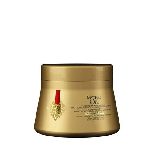 Loreal Professionnel Mythic Oil Masque Thick Hair 200ml-Μαλλιά-LOreal Professionnel-IKONOMAKIS