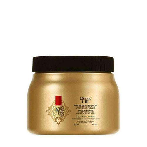 Loreal Professionnel Mythic Oil Masque Thick Hair 500ml-Μαλλιά-LOreal Professionnel-IKONOMAKIS