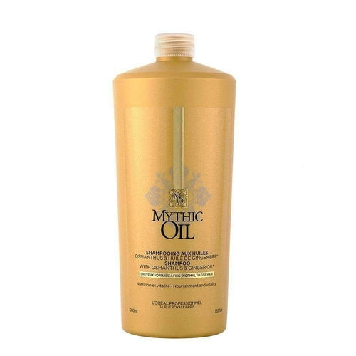 Loreal Professionnel Mythic Oil Shampoo Normal to Fine Hair 1000ml-Μαλλιά-LOreal Professionnel-IKONOMAKIS