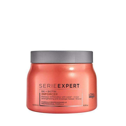 Loreal Professionnel Serie Expert Inforcer Masque 500ml-Μαλλιά-LOreal Professionnel-IKONOMAKIS